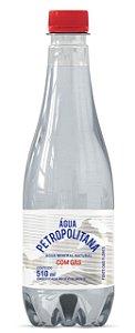 ÁGUA PETROPOLITANA - 510ml - COM GAS - 12Un