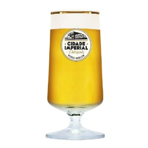 Taça de Cristal Mini Leed 200ml - Cidade Imperial