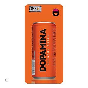 Capa para Celular Dopamina Mindful Drink