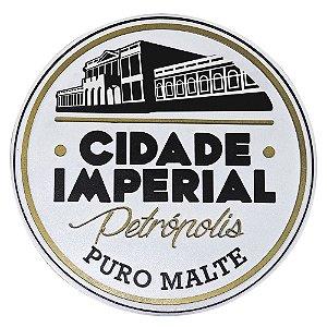 Quadro em Alto Relevo da Cervejaria Cidade imperial