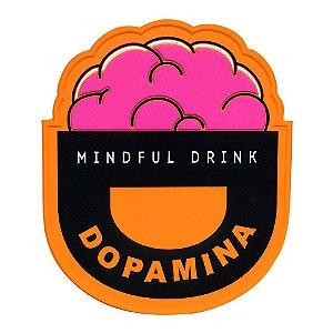 1 Porta Copo de Borracha Dopamina