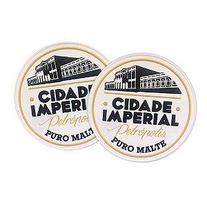 12 Porta Copos de Borracha Cerveja Cidade Imperial