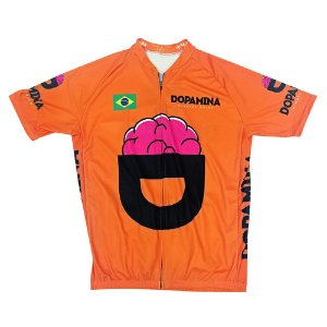 Camiseta Cicling Wear Dopamina Bike