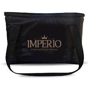 Bolsa Térmica 15 litros Preta - Império