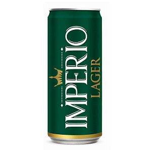 Cerveja Império Lager Puro Malte Lata 269ml