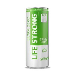 Life Strong - Energy Drink