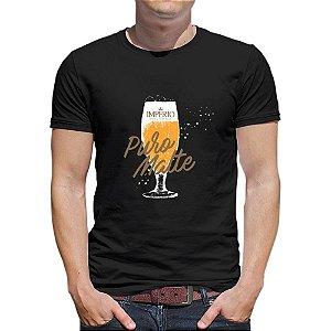 Camiseta Império Puro Malte - Preta