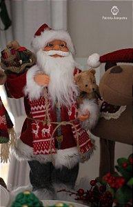 Papai Noel Presentes M