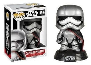 Funko Pop! Star Wars - Captain Phasma