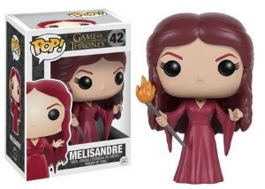 Bonecos Funko Pop Brasil - Game of Thrones - Melisandre