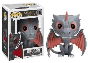 Bonecos Funko Pop Brasil - Game of Thrones - Drogon