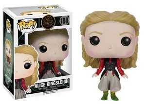Bonecos Funko Pop Brasil - Alice Through the Looking Glass - Alice