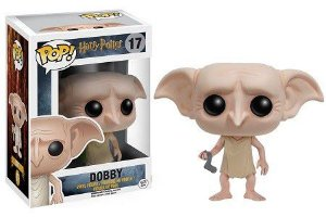 Bonecos Funko Pop Brasil - Harry Potter - Dobby