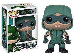 Bonecos Funko Pop Brasil - DC Comics - Green Arrow