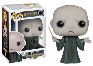 Bonecos Funko Pop Brasil - Harry Potter - Lord Voldemort