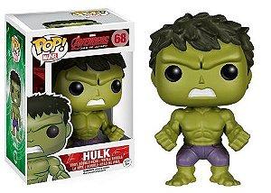 Bonecos Funko Pop Brasil - Marvel - Avengers 2 - Hulk