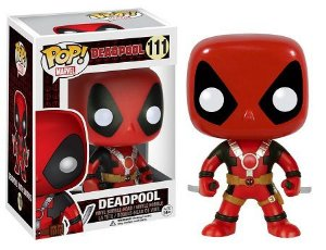 Bonecos Funko Pop Brasil - Marvel - Deadpool 2 Swords