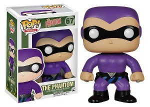 Bonecos Funko Pop Brasil - The Phantom