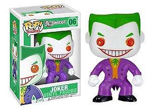 Bonecos Funko Pop Brasil - DC Comics - The Joker