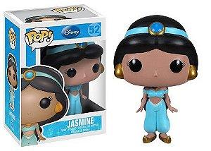 Bonecos Funko Pop Brasil - Disney - Jasmine