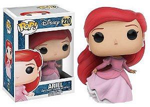 Bonecos Funko Pop Brasil - Disney - Princess - Ariel