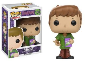 Bonecos Funko Pop Brasil - Scooby Doo - Shaggy