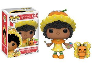 Bonecos Funko Pop Brasil - Strawberry Shortcake - Orange Blossom and Marmalade