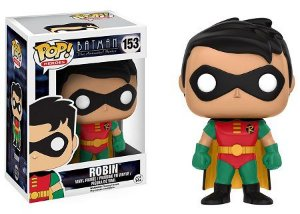 Bonecos Funko Pop Brasil - DC Comics - The Animated Series - Robin