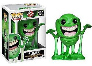 Bonecos Funko Pop Brasil - Ghostbusters - Slimer
