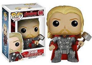 Bonecos Funko Pop Brasil - Marvel - Avengers 2 - Thor