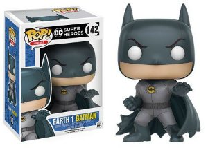Bonecos Funko Pop Brasil - DC Comics - Earth 1 Batman