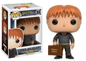 Bonecos Funko Pop Brasil - Harry Potter - Fred Weasley