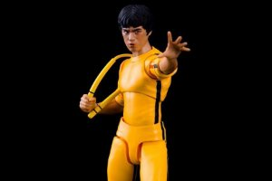 Bandai - S.H. Figuarts - Bruce Lee Yellow Track