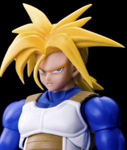 Bandai - S.H. Figuarts - Dragonball Z - Super Saiyan Trunks (Cell Saga)