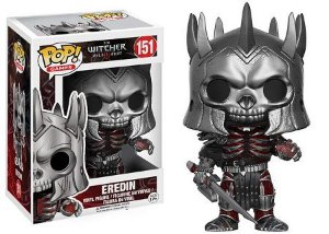 Bonecos Funko Pop Brasil - The Witcher - Eredin