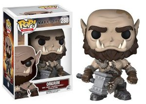 Bonecos Funko Pop Brasil - World of Warcraft - Orgrim