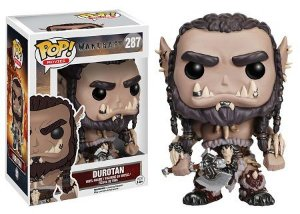 Bonecos Funko Pop Brasil - World of Warcraft - Durotan
