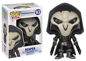 Bonecos Funko Pop Brasil - Overwatch - Reaper