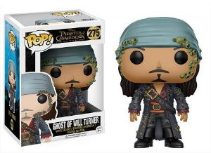 Bonecos Funko Pop Brasil - Disney - Ghost Will Turner