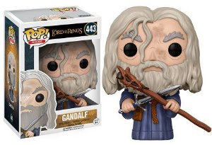 Bonecos Funko Pop Brasil - The Lord of the Rings - Gandalf
