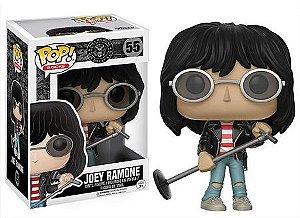 Bonecos Funko Pop Brasil - Joey Ramone