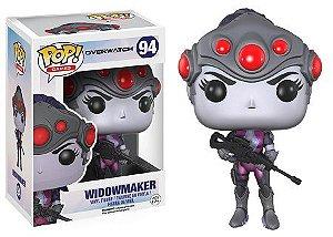 Bonecos Funko Pop Brasil - Overwatch - Widowmaker