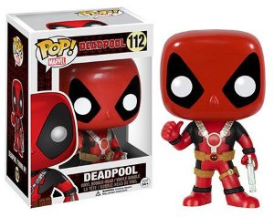 Bonecos Funko Pop Brasil - Marvel - Deadpool Thumbs Up