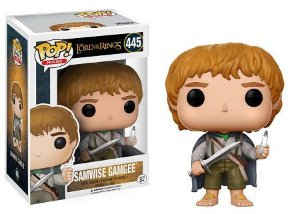 Bonecos Funko Pop Brasil - The Lord of the Rings - Samwise Gamgee