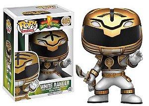 Bonecos Funko Pop Brasil - Power Rangers - White Ranger