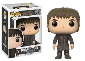 Bonecos Funko Pop Brasil - Game of Thrones - Bran Stark