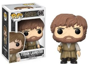 Bonecos Funko Pop Brasil - Game of Thrones - Tyrion Lannister