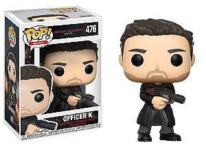 Bonecos Funko Pop Brasil - Blade Runner 2049 - Officer K