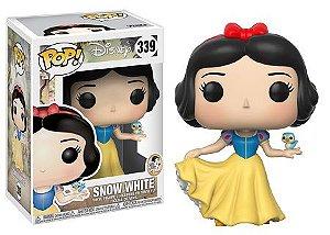 Bonecos Funko Pop Brasil - Disney - Snow White