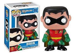 Bonecos Funko Pop Brasil - DC Comics - Robin